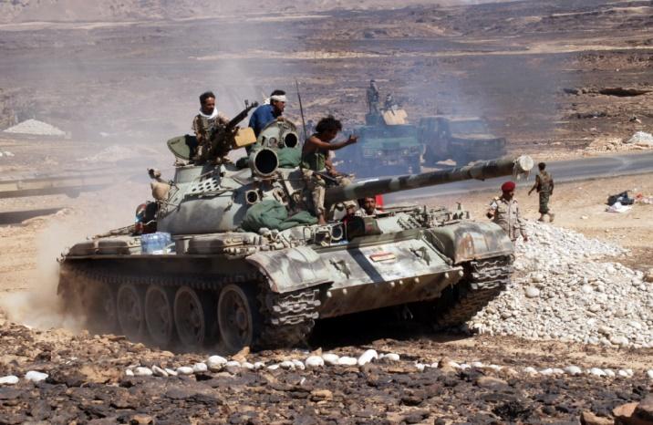Déploiement d'Al-Qaïda  dans une localité du sud-est du Yémen