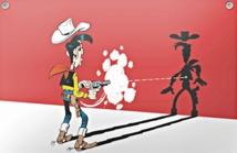 Lucky Luke, le plus célèbre cowboy de la BD a 70 ans