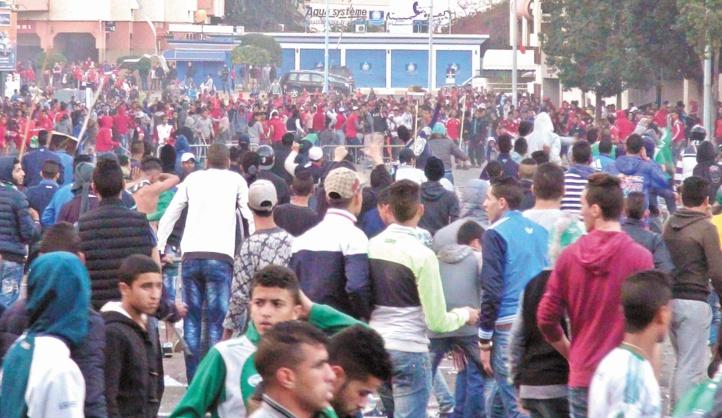 Désormais, les hooligans marocains auront la vie dure