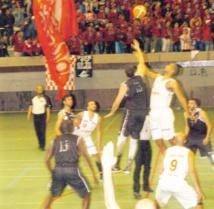 Le basketball marocain s'enfonce de plus belle