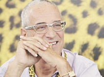 Luis Minarro, président du jury du Festival international du cinéma méditerranéen de Tétouan