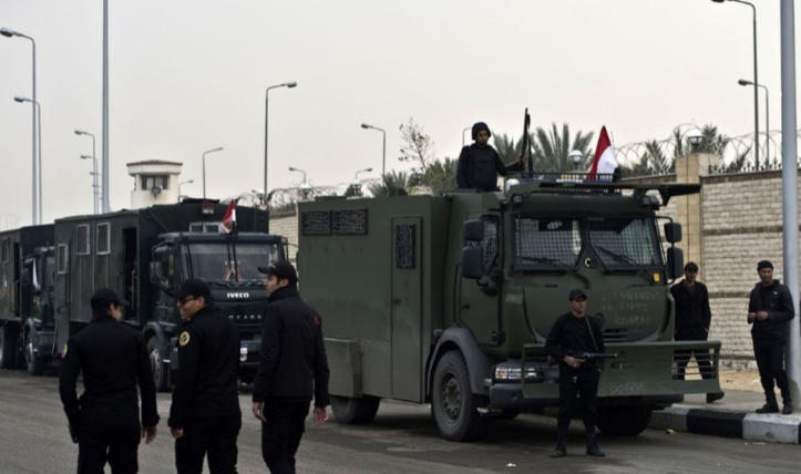 Deux islamistes armés tués dans un quartier résidentiel du Caire