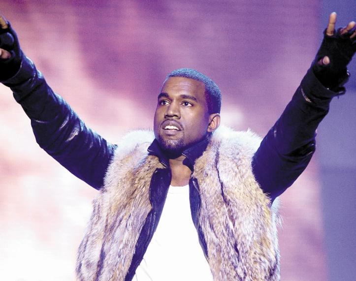 Scandales de stars à l'aéroport : Kanye West, septembre 2008