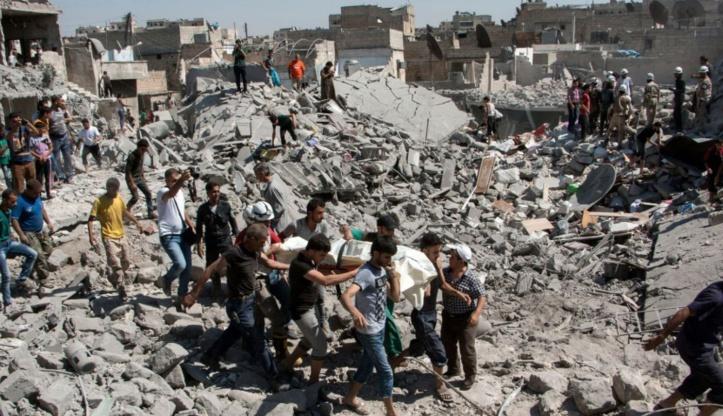 Damas et Moscou accusés de saper le processus de paix