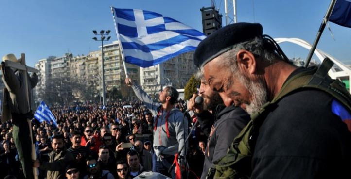 La Grèce en grève contre la réforme des retraites