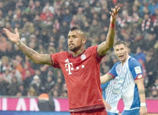 Sammer : Pas de problème d'alcool pour Vidal