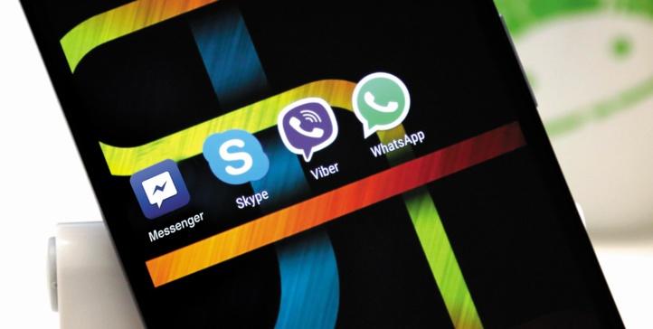 WhatsApp, Viber, Skype …  Le retour béni