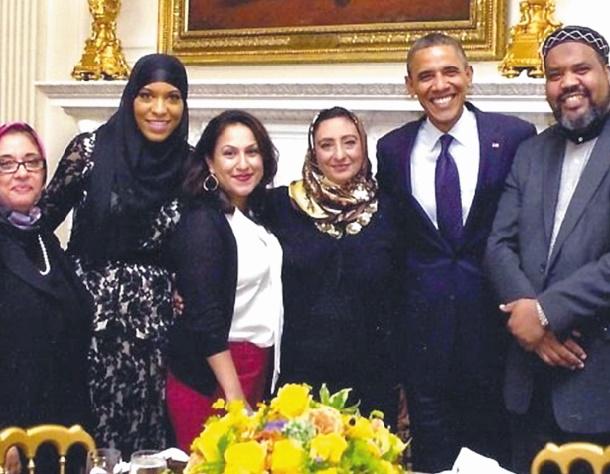 Ibtihaj Muhammad citée en exemple par Obama