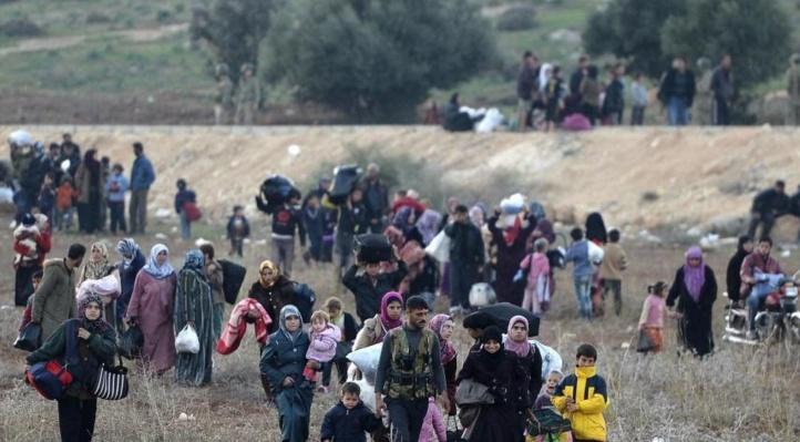Des milliers de Syriens fuient Alep vers la Turquie