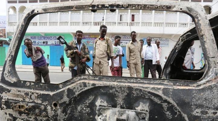 Trois morts à Mogadiscio dans un attentat à la bombe
