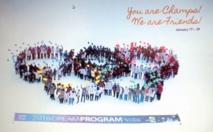 Distinction des skieurs marocains en Corée du Sud