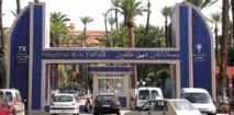 Les services d'urgences de Marrakech font le plein