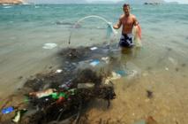 Plus de plastique que de poisson en 2050