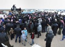 """La Turquie prête à accueillir les Syriens qui fuient Alep """"si nécessaire"""""""
