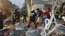 24  morts dans le séisme qui a secoué Taïwan