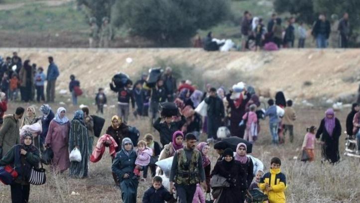 La Turquie prête à ouvrir sa frontière aux Syriens fuyant Alep