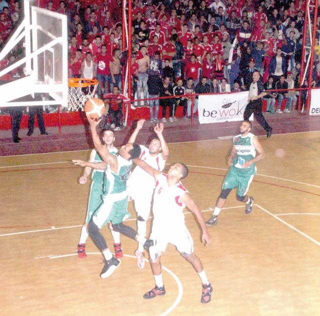 Le basket national au pied du mur