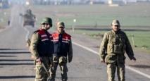 La Turquie intercepte 34 individus et des explosifs à la frontière syrienne
