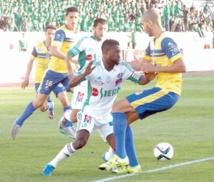 Reprise de championnat ratée pour les Verts : Le Difaâ défait et le Raja accroché