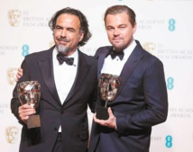 "DiCaprio, Inarritu et ""The Revenant"" grands gagnants des Baftas"