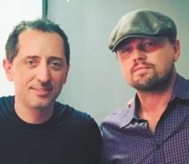 Le rêve américain de Gad Elmaleh se poursuit avec Leo nardo DiCaprio