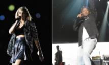 Aux Grammys, Taylor Swift triomphe, Kendrick Lamar enflamme le public