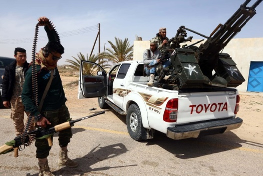Sombre bilan en cinq ans en Libye