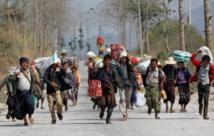 Plus de 3.000 déplacés dans les combats entre rebelles en Birmanie