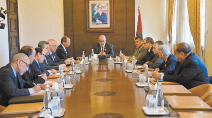Concertations pour la préparation des prochaines élections législatives