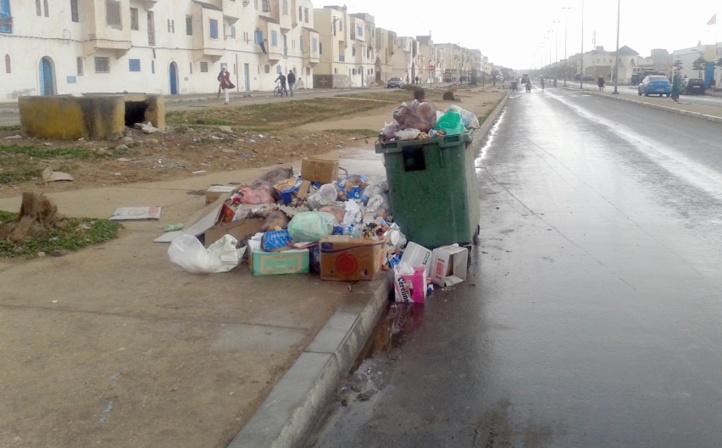 Essaouira croule sous les ordures