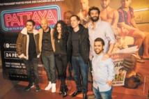 """Un défilé d'humoristes à la première du film """"Pattaya"""""""