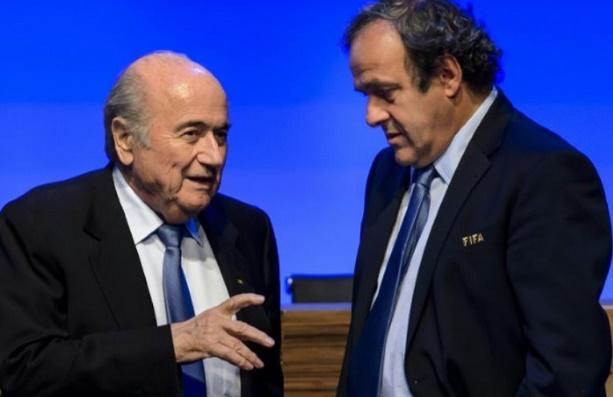 Verdict pour Blatter et Platini dès lundi
