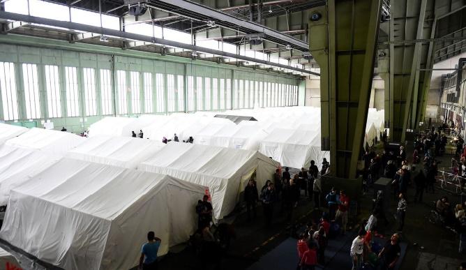 Dans un centre de réfugiés de Berlin, l'ennui pour seul horizon