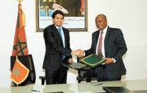 Coopération maroco-ivoirienne dans le domaine du développement des TPME