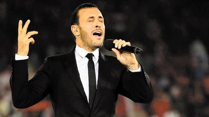 Kadhem Saher en concert intimiste à Mawazine
