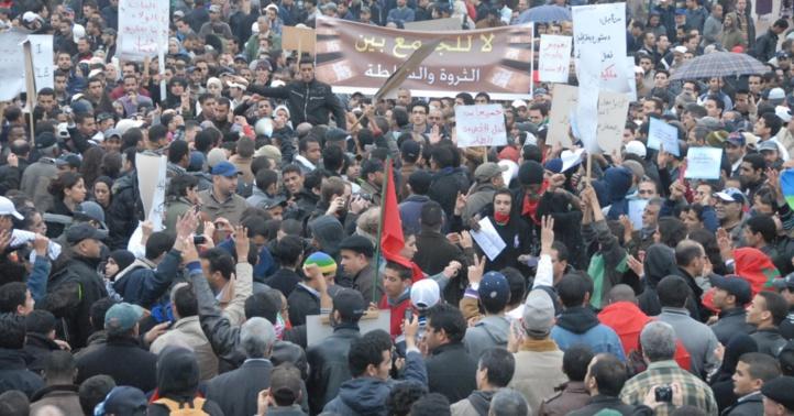 20 Février : Cinq ans après, la lutte continue...