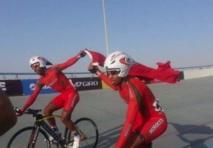 La suprématie marocaine au championnat d'Afrique de cyclisme se poursuit