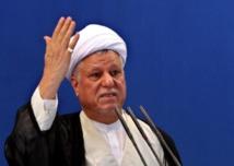 Les ex-présidents Khatami et Rafsandjani appellent à voter réformateur