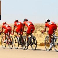 El Hssaini remporte le contre-la-montre  du championnat d'Afrique de cyclisme