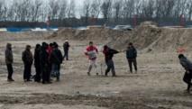 La justice française ordonne l'évacuation partielle de migrants de Calais
