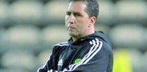 Malgré la qualification, Hassan Benabicha  a piqué une grosse colère contre ses joueurs