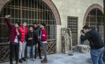 Les ados égyptiens pauvres rêvent de célébrité