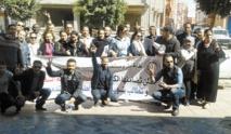 Succès retentissant de la grève du personnel de l'Agence du Sud