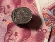 La productivité du travail de la Chine bondit et le taux de référence du yuan fléchit