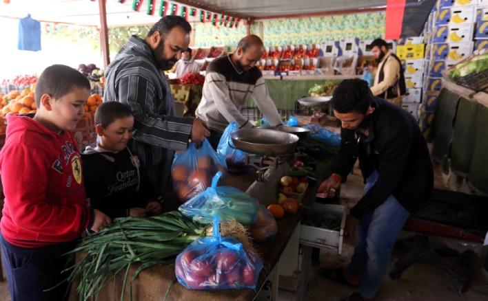 Timide retour à la normale à Sabrata en Libye