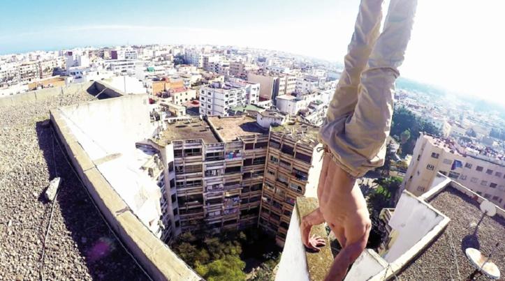 Khalid Tunni, un Marocain sportif de l'extrême