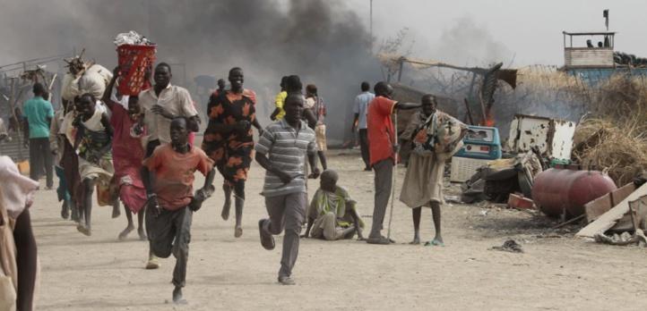 Le conflit au Soudan du Sud a fait au moins 50.000 morts