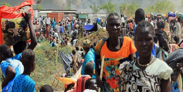 Au moins 25 morts au Soudan du Sud dans l'attaque contre un camp de déplacés