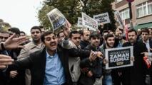 Nouvelles manifestations des partisans de Gülen à Istanbul