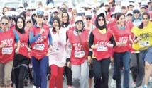 Appel au développement de la situation du sport féminin au Maroc